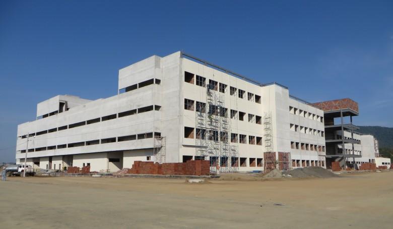 Hospitals Construction Project in Ecuador
